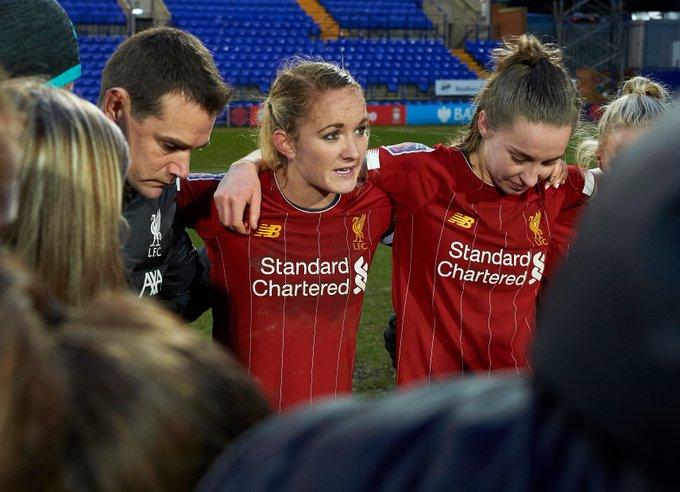 Liverpool Women: o time que caminhou sozinho rumo a segundo divisão inglesa