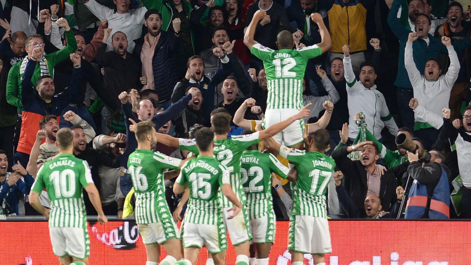 O Real Betis subiu de patamar na Espanha e se tornou vítima do próprio sucesso