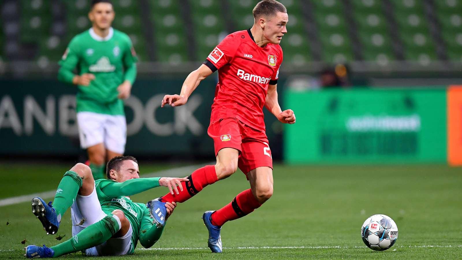 """De Havertz para Wirtz: o trabalho do Leverkusen para """"prever o futuro"""""""