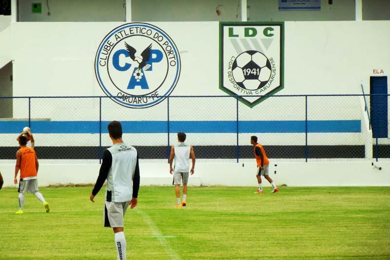 Everton Bala, Hebert e Marlon: as três joias da fábrica de talentos do Porto de Caruaru