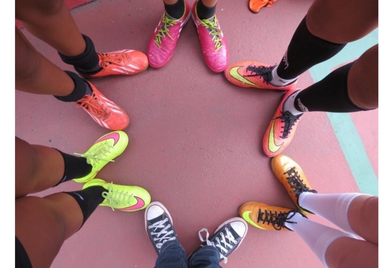 O futebol de mulheres praticado na cidade de São Paulo