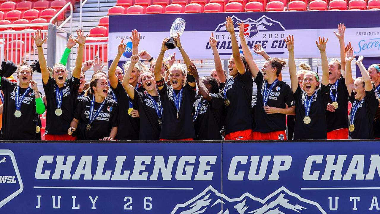 NWSL Challenge Cup: torneio estranho, resultado inédito e muitas reflexões