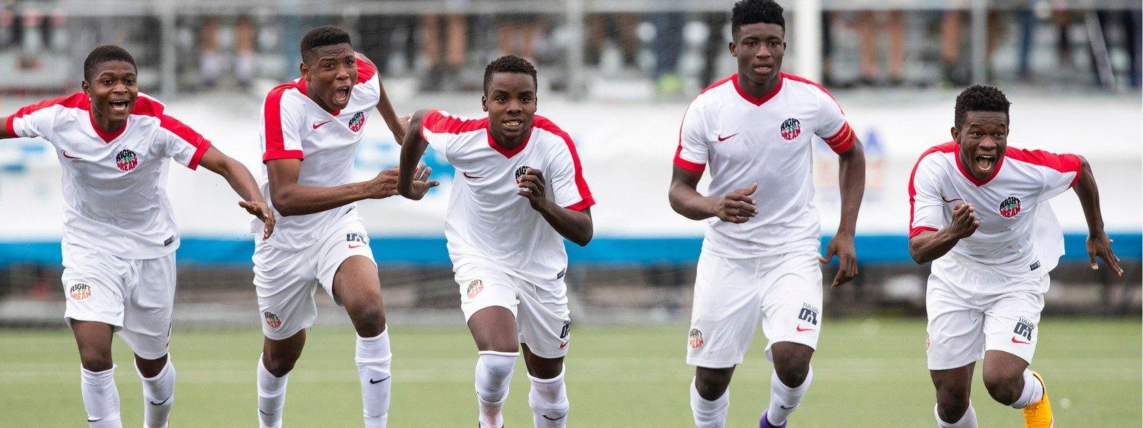 Right to Dream: o futebol como mecanismo social para as crianças de Gana