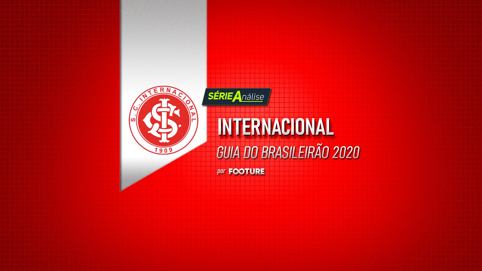 Guia do Brasileirão 2020 – Internacional