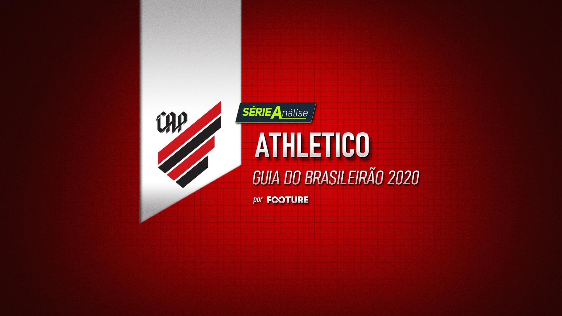 Guia do Brasileirão 2020 – Athletico Paranaense