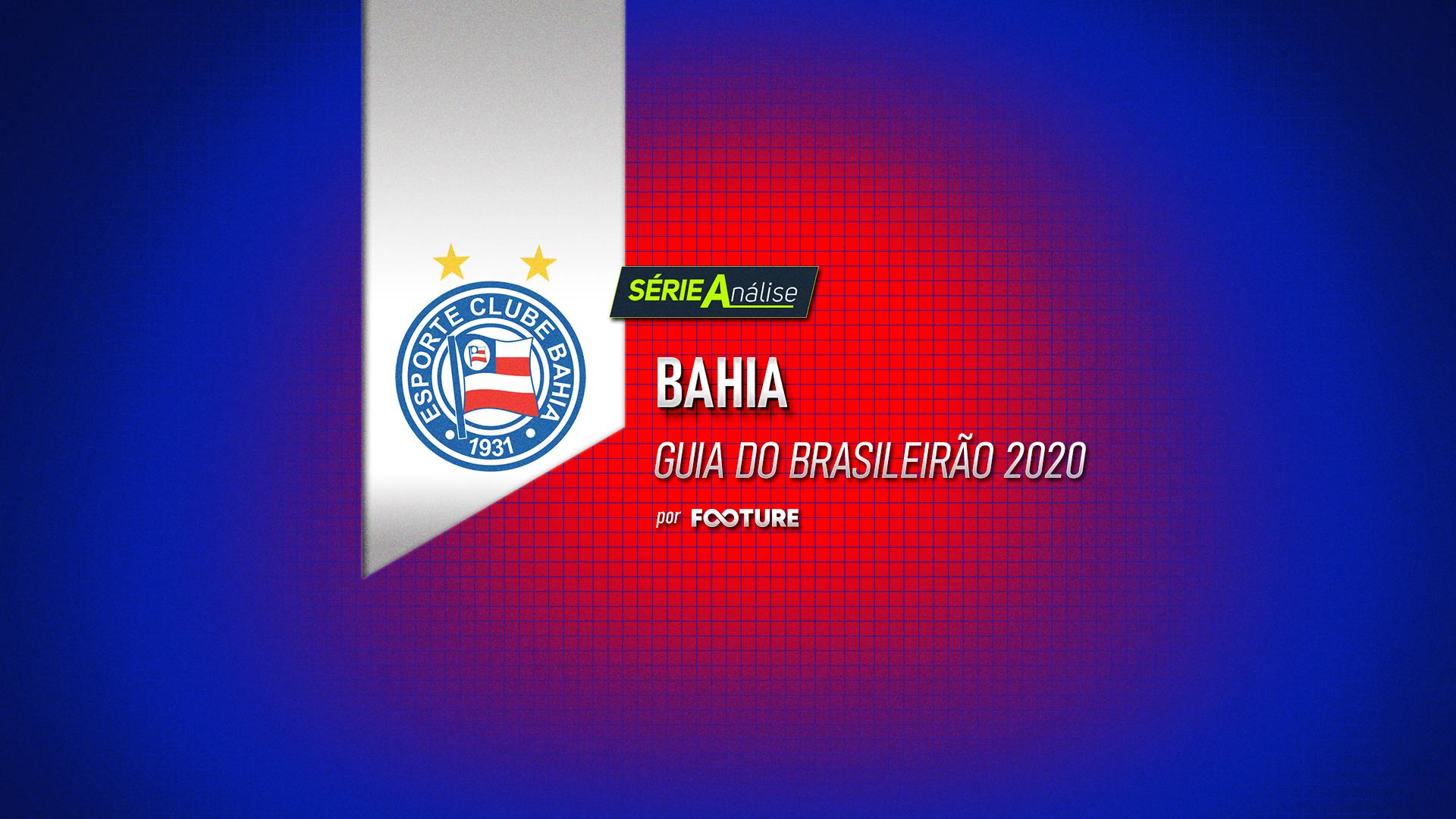 Guia do Brasileirão 2020 – Bahia