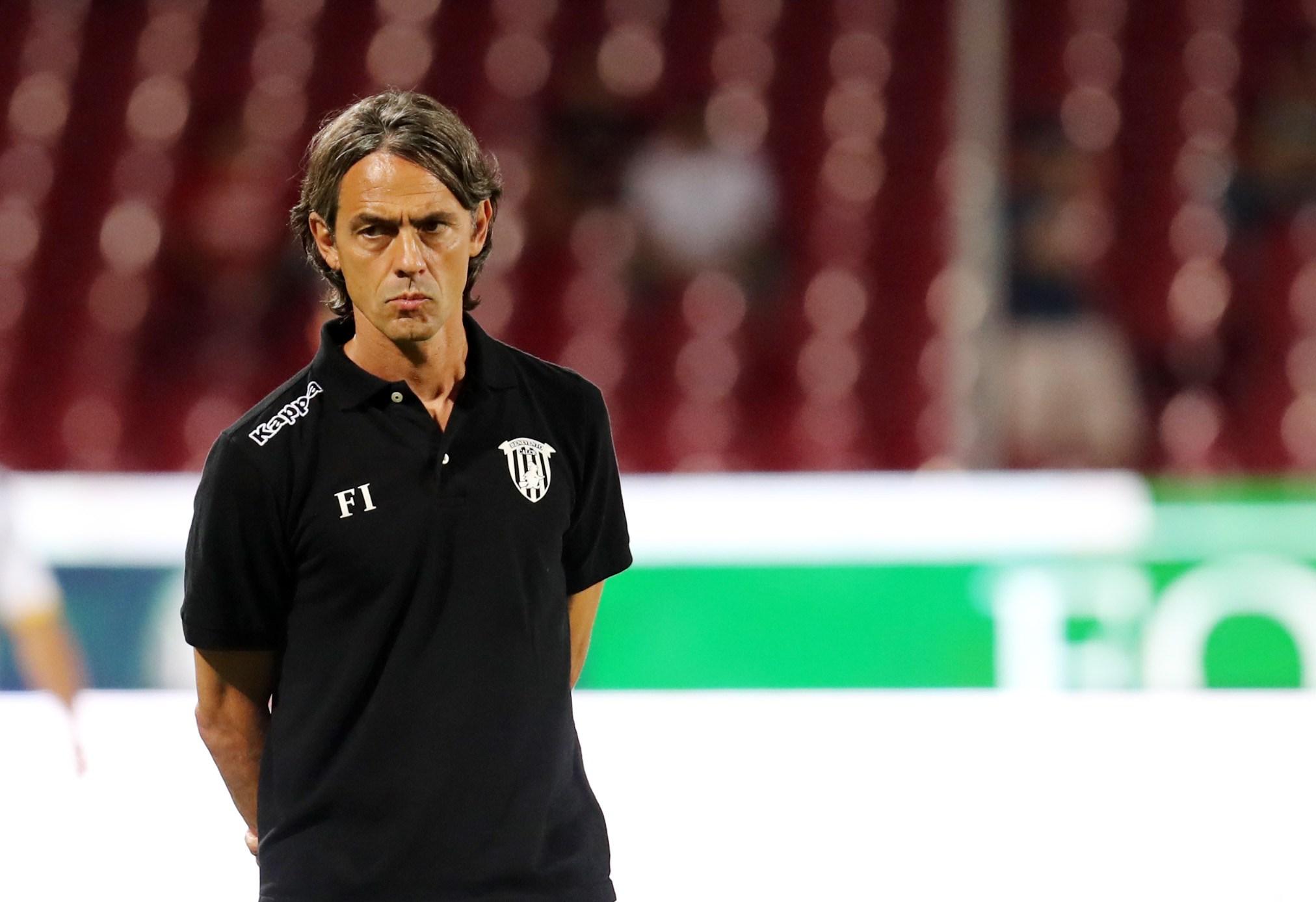 Os segredos do Benevento de Pippo Inzaghi