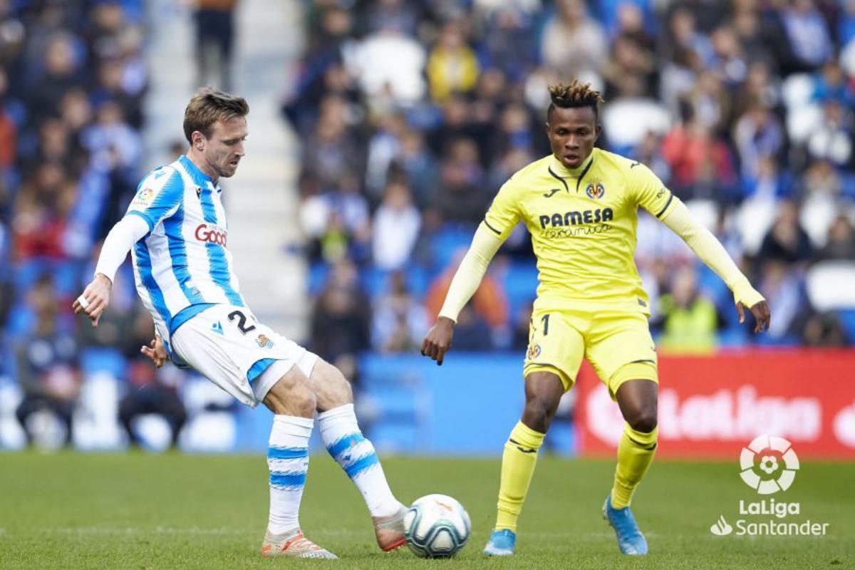 Em busca do mesmo objetivo, Real Sociedad e Villarreal se encontram em sintonias diferentes