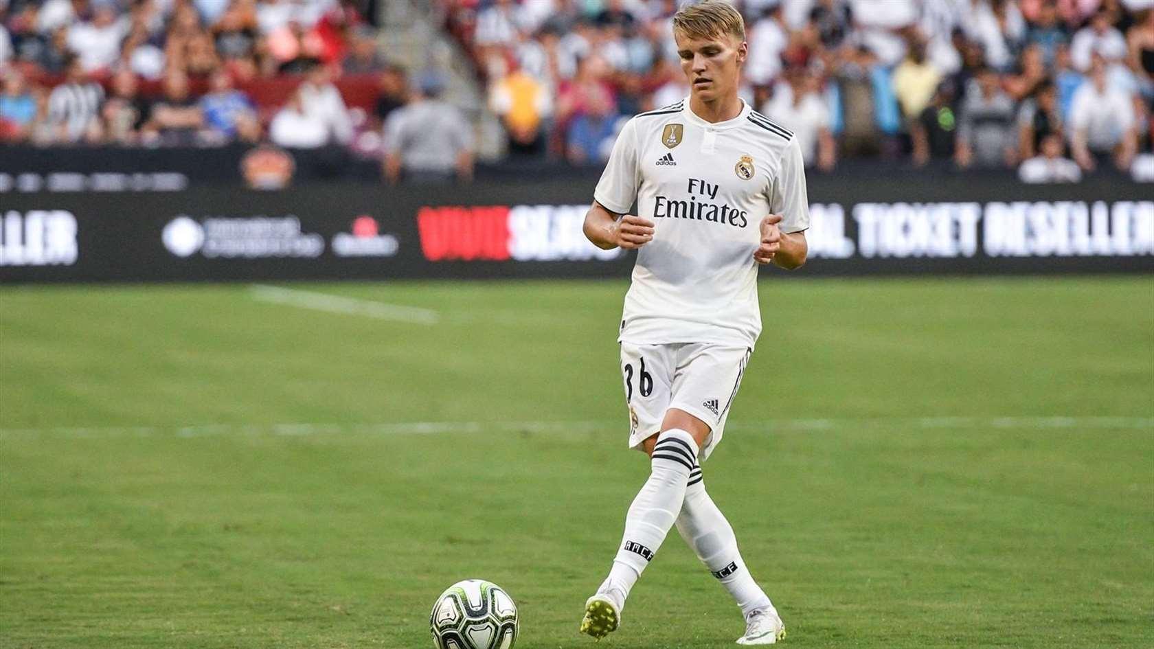 O que significa Martin Odegaard de volta ao Real Madrid?