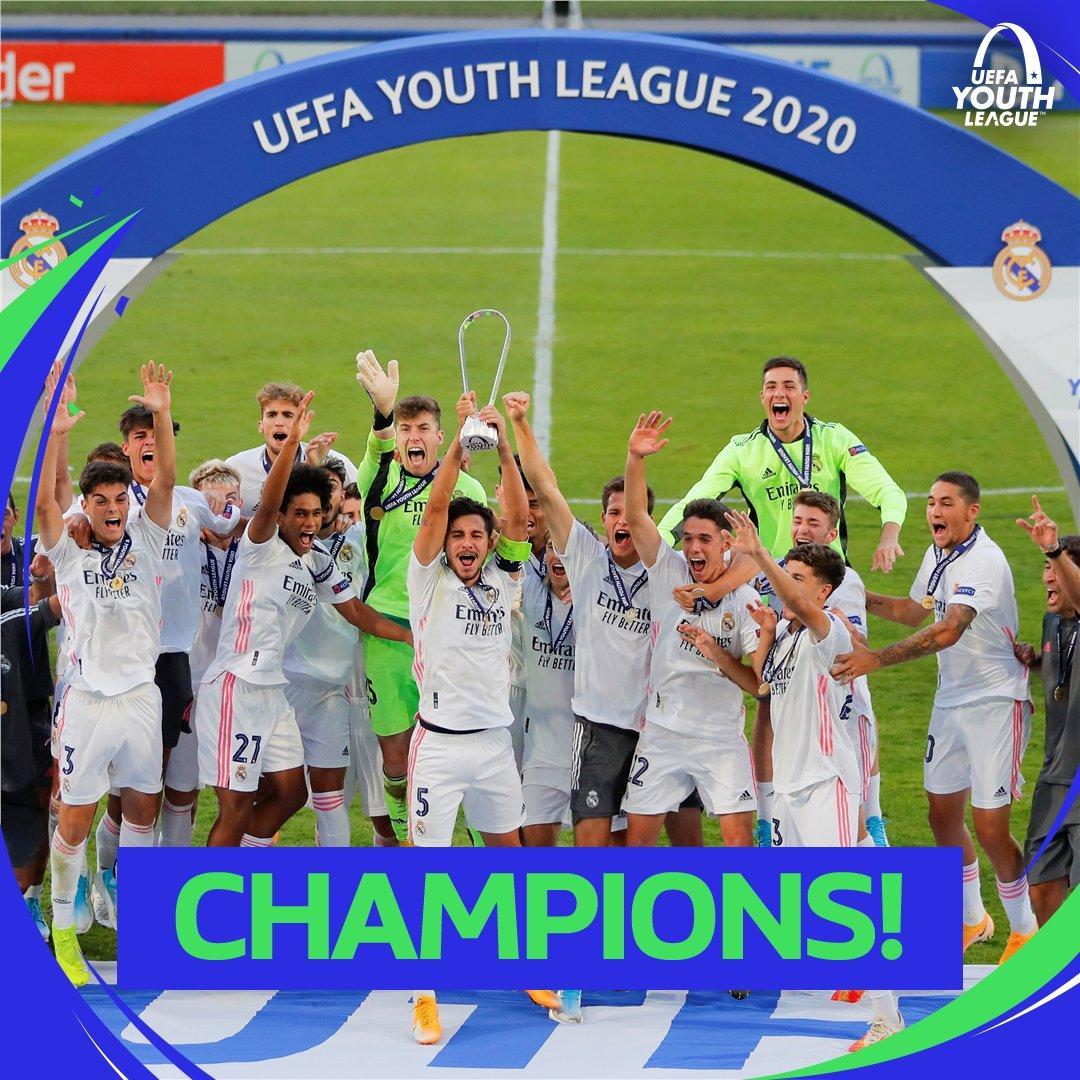 De 13 para 1: a primeira conquista do Real Madrid na Youth League