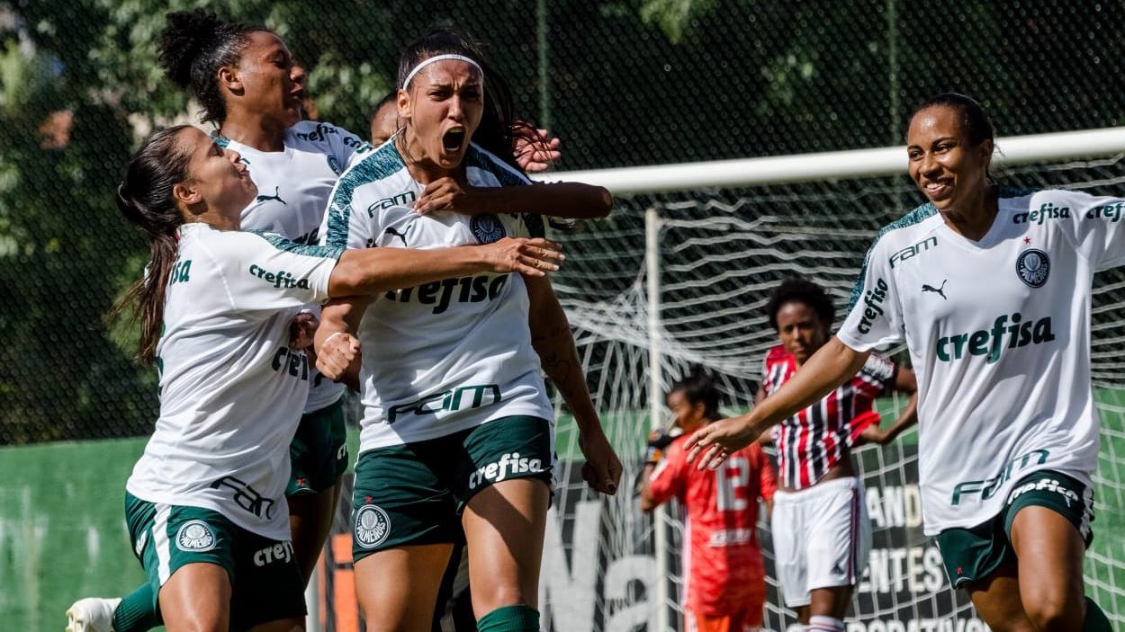 As mudanças de Corinthians e Palmeiras para o retorno do Brasileirão Feminino Série A1