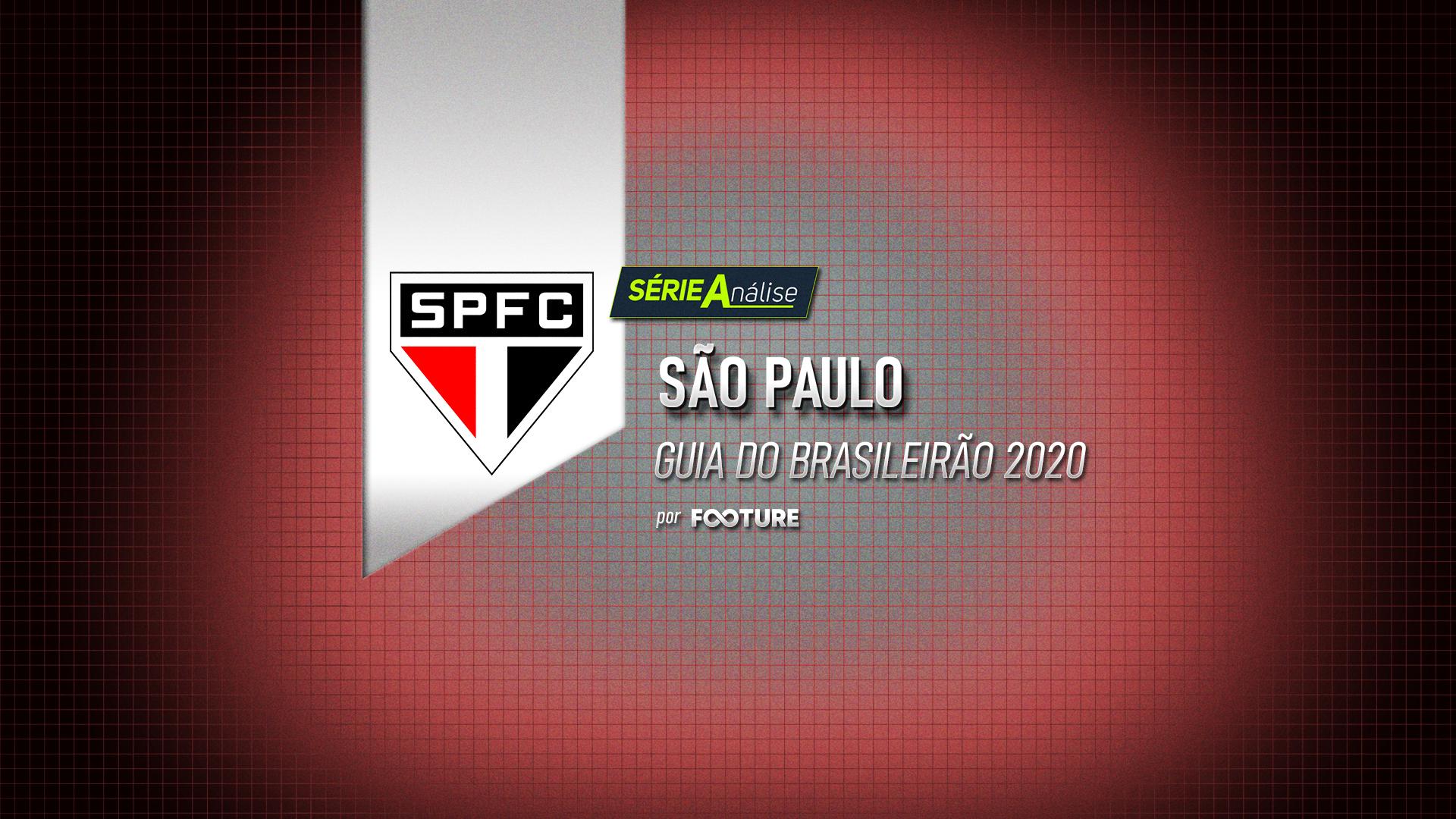 Guia do Brasileirão 2020 – São Paulo