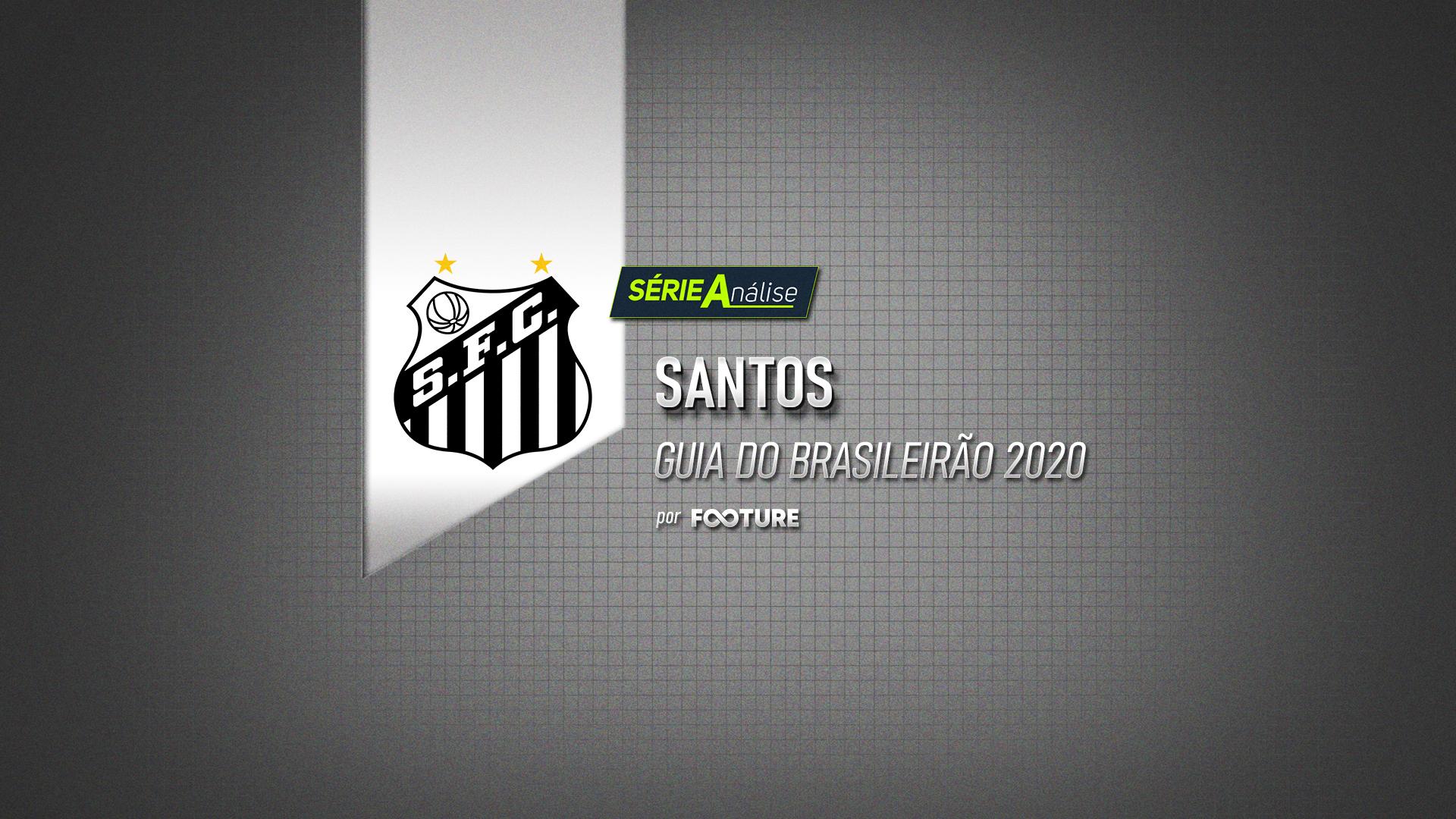 Guia do Brasileirão 2020 – Santos