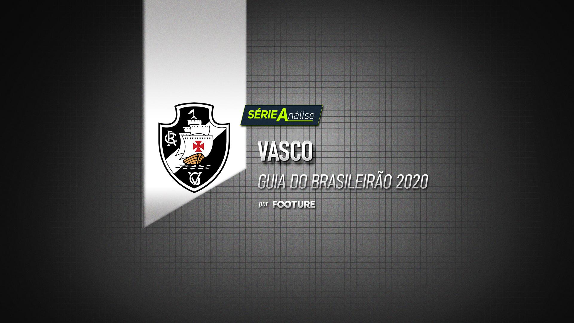 Guia do Brasileirão 2020 – Vasco