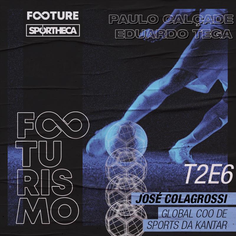 Footurismo #16 | A Estratégia Digital no Futebol com José Colagrossi