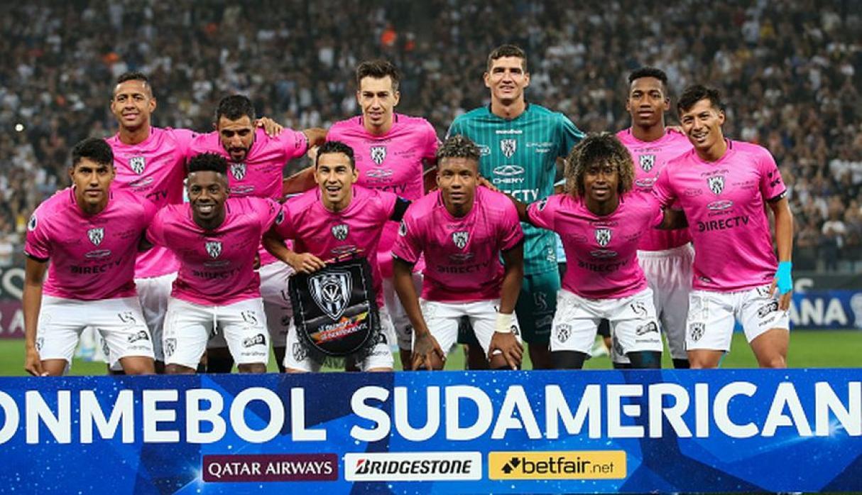 A nova fotografia do Independiente Del Valle