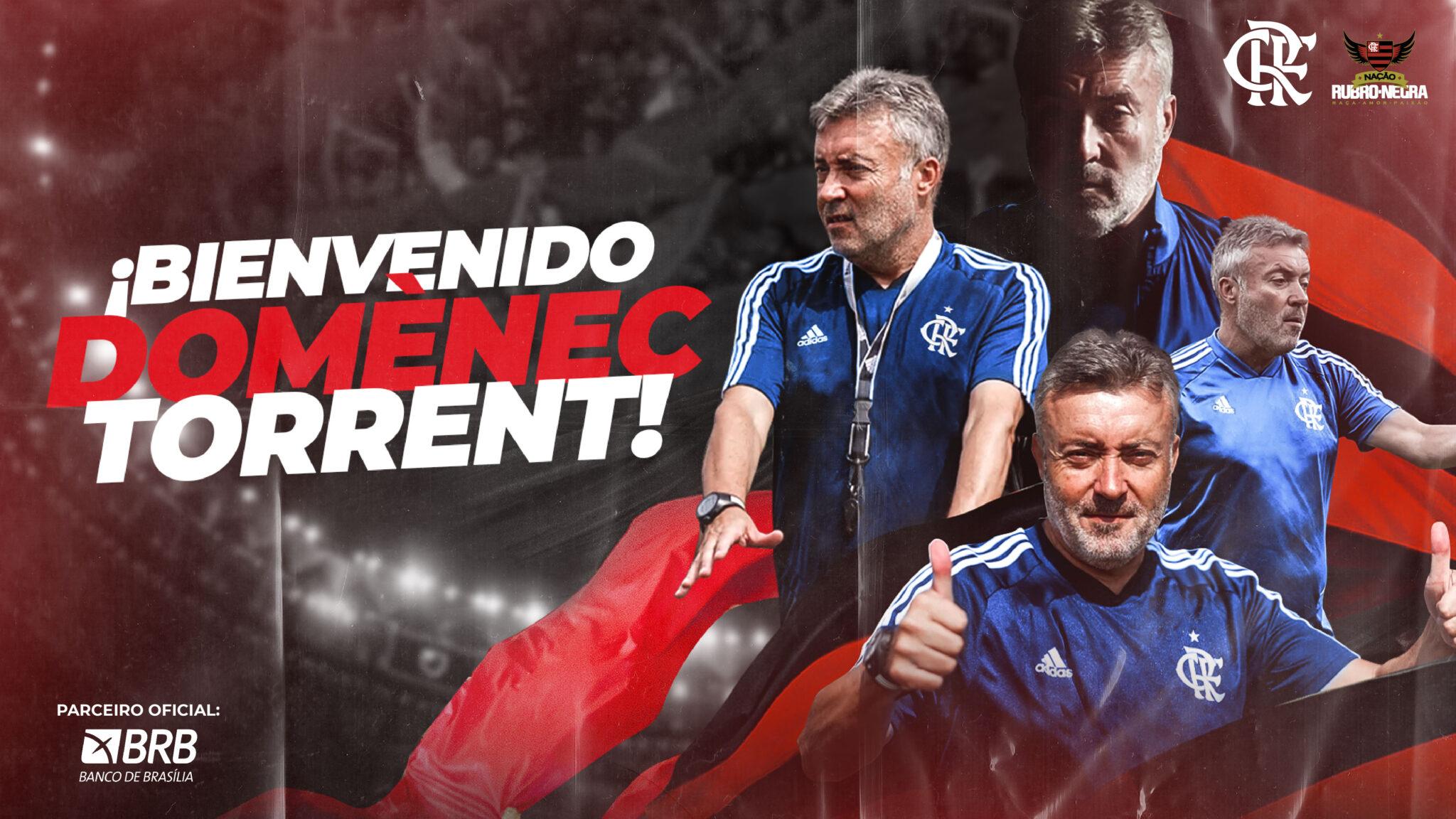 Domènec Torrent e o Jogo de Posição no Flamengo