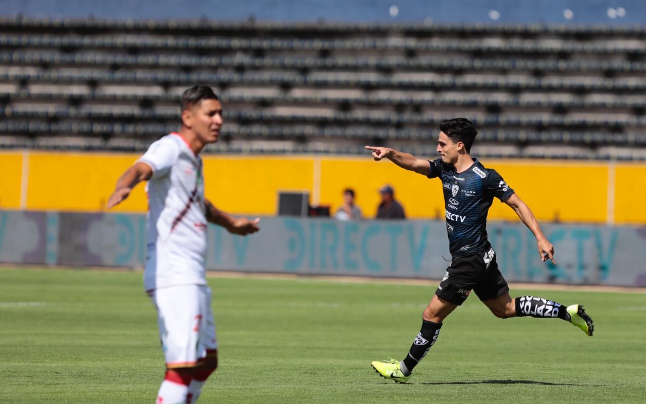 Independiente Del Valle Lorenzo Faravelli