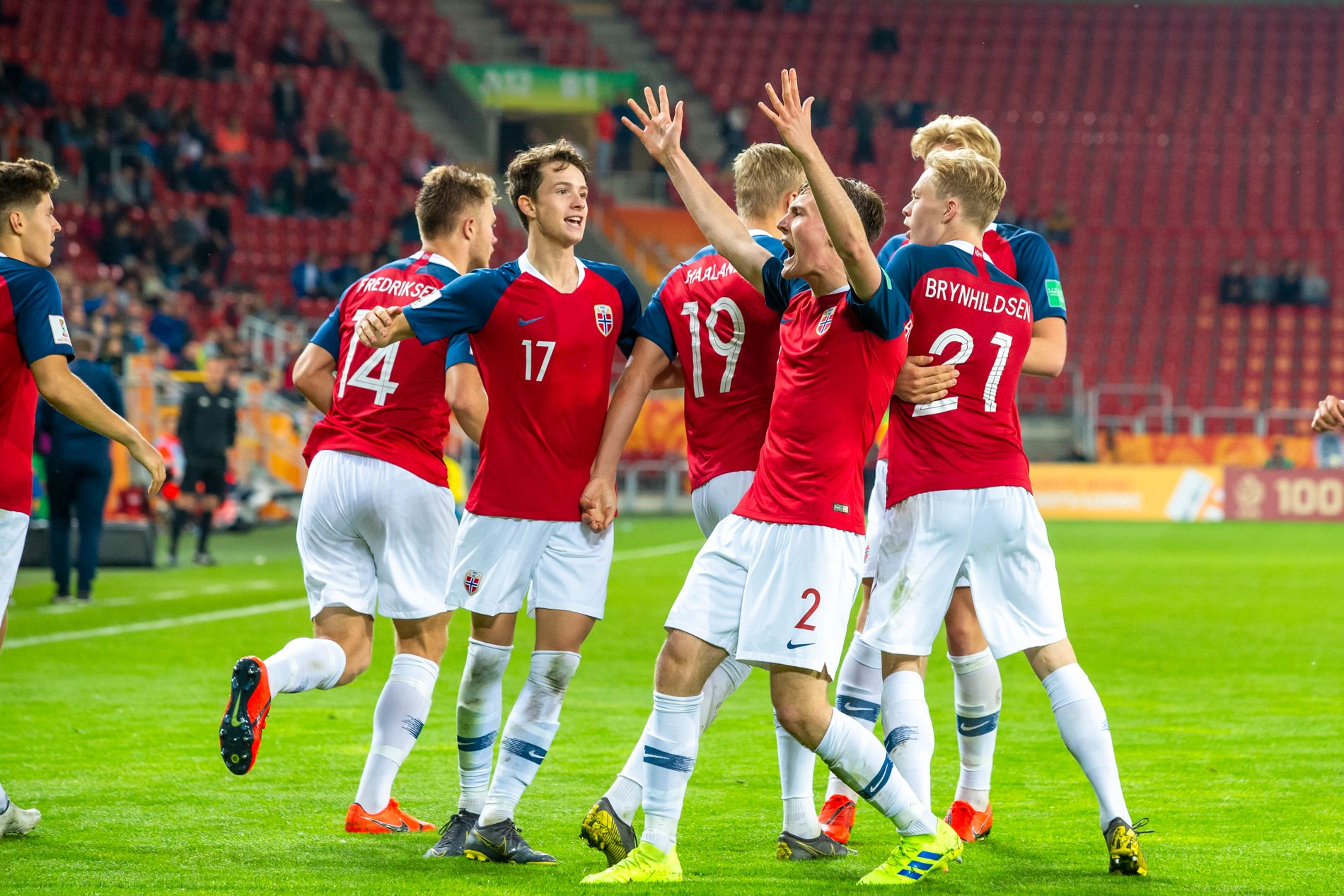 O exército de Haaland: a promissora geração que busca colocar a Noruega de volta no mapa do futebol