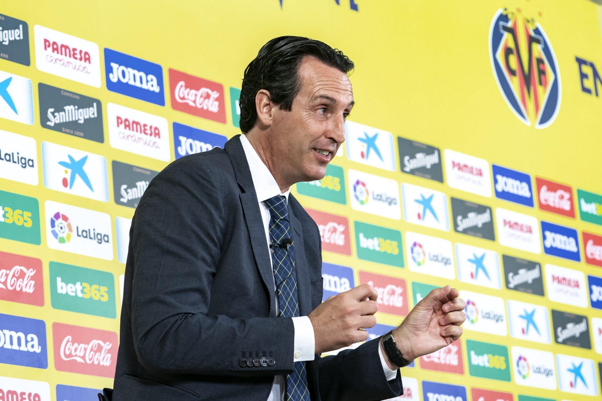 As mudanças do Villarreal com Emery e as novas contratações do Submarino Amarelo