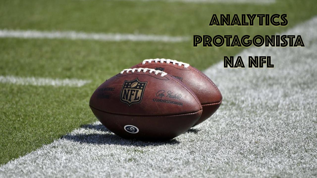 O avanço do Analytics no Futebol Americano