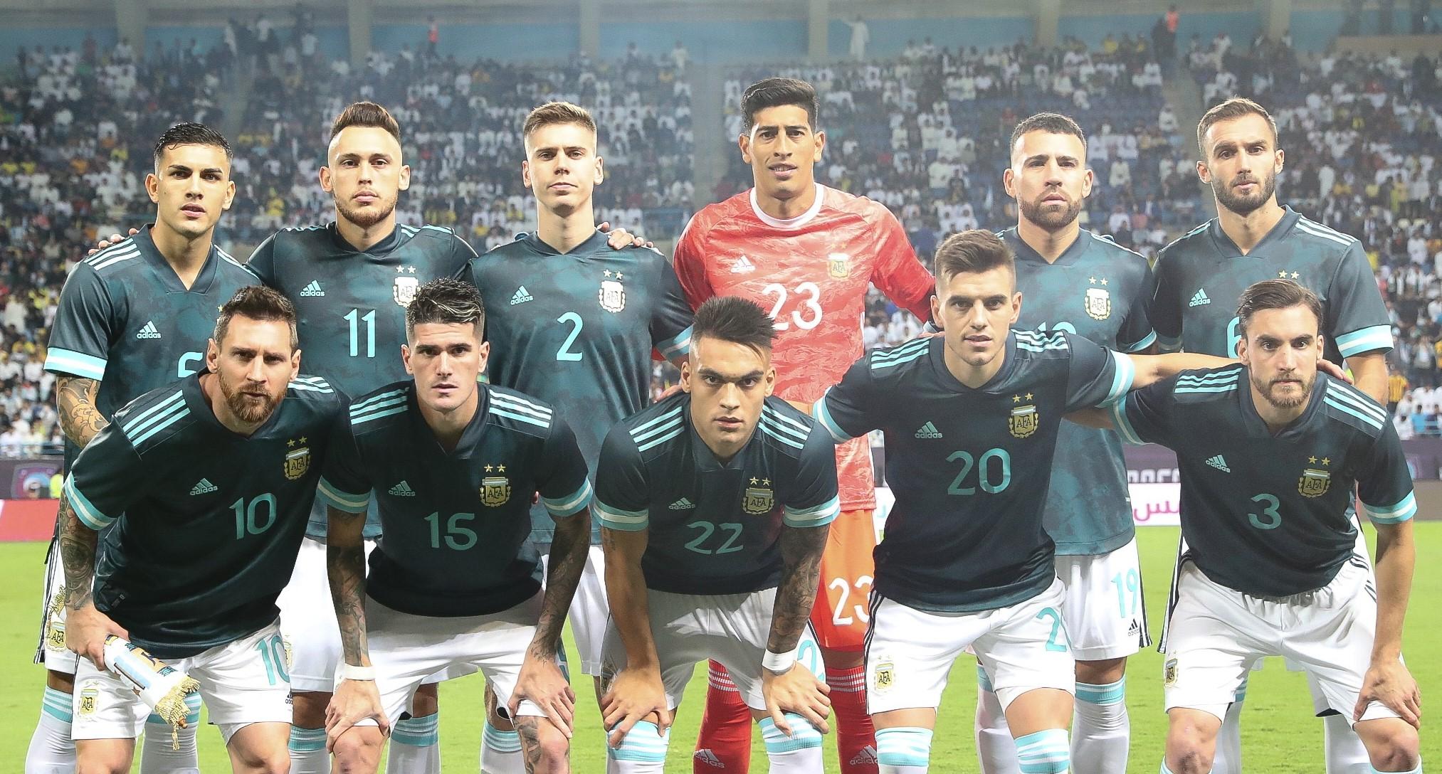 Três questões na Seleção Argentina às vésperas da estreia nas Eliminatórias