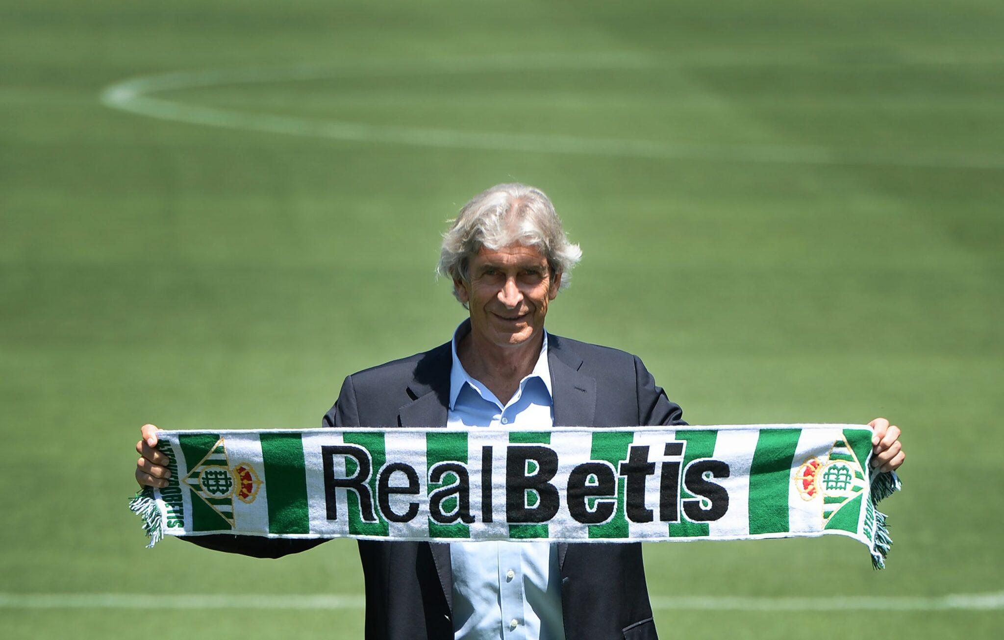 Real Betis e Pellegrini em busca do equilíbrio necessário