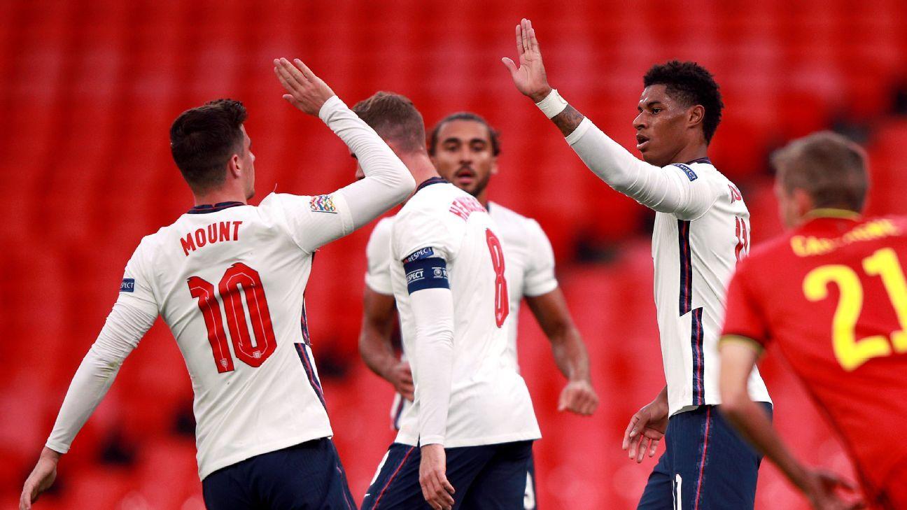 Destaques positivos e negativos da Inglaterra na Data FIFA