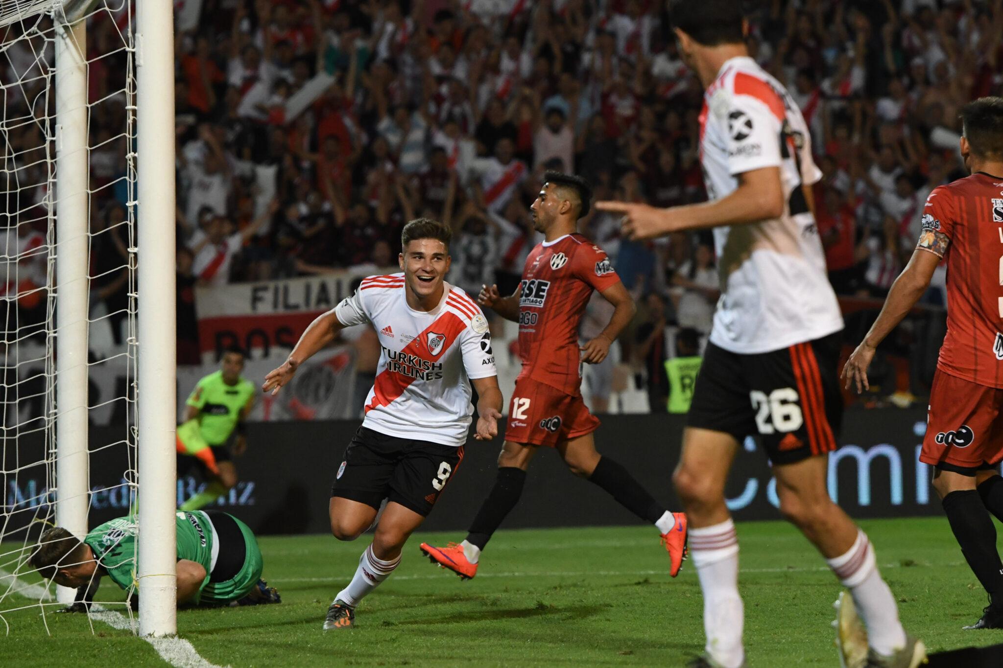 Fazendo a roda girar: a utilização dos jovens pelo River Plate