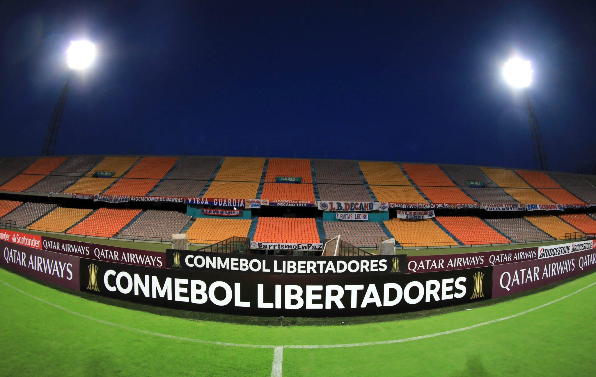 As 3 principais histórias da fase de grupos da Libertadores em 2020