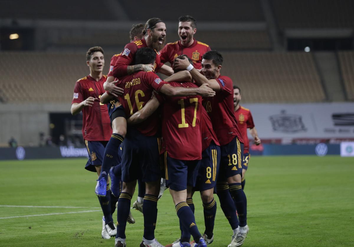 A nova geração da Seleção Espanhola