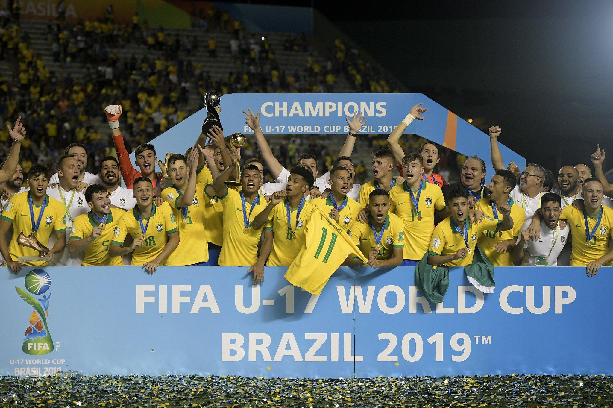 Um ano da conquista da Copa do Mundo Sub-17: o que mudou na Seleção Brasileira?