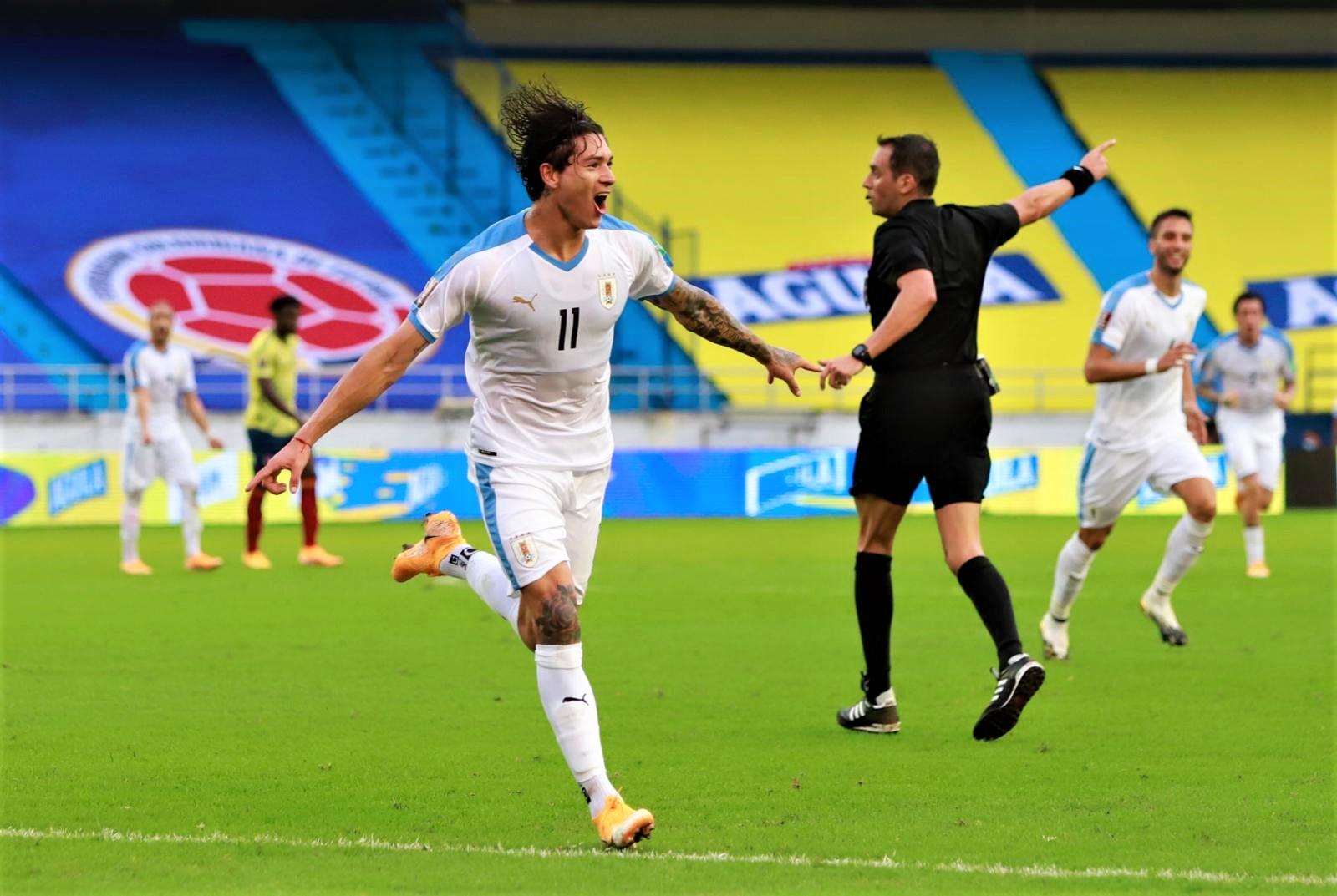 Darwin Núñez: o futuro que vai virando realidade na Seleção Uruguaia