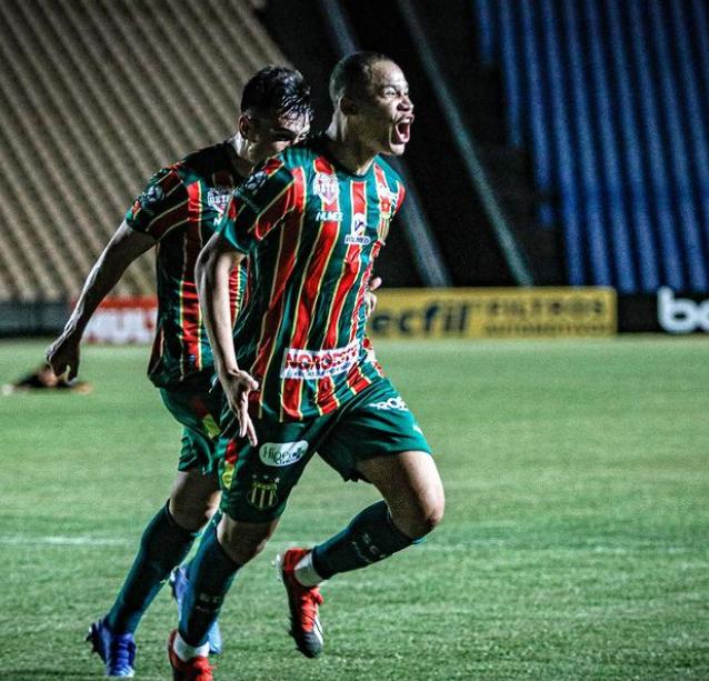 Caio Dantas: a bola da vez no futebol brasileiro