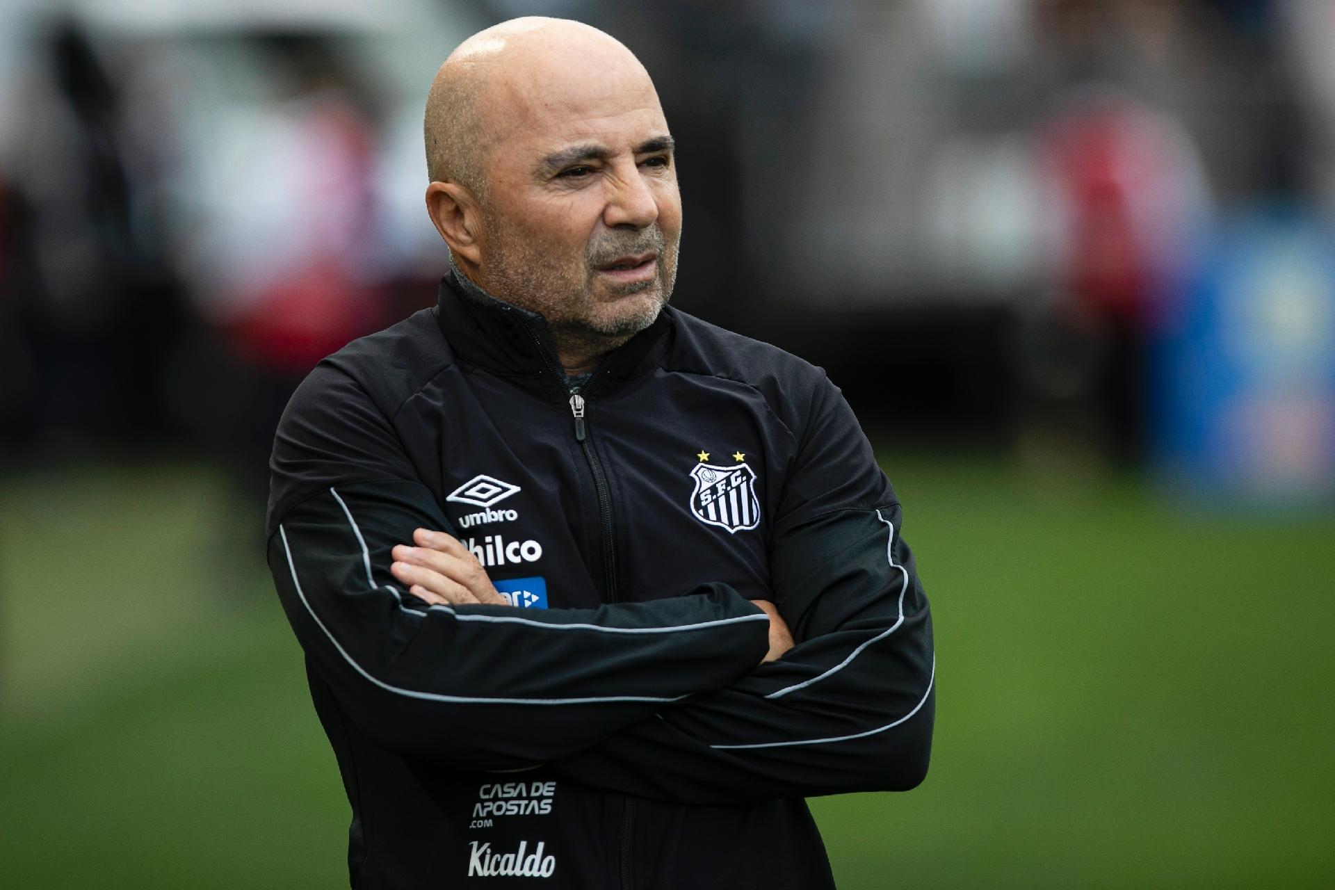 Através do bom futebol, Santos de Jorge Sampaoli salvou a vida de torcedor com depressão