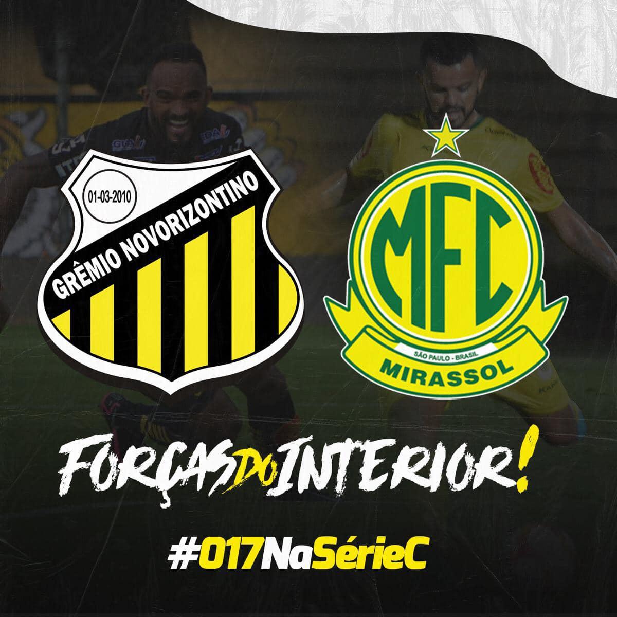 O projeto que leva ao acesso: Mirassol e Grêmio Novorizontino sobem de divisão graças à base