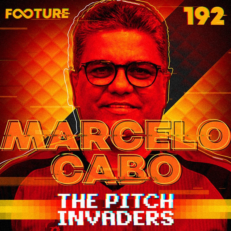 The Pitch Invaders #192 | Entrevista com Marcelo Cabo