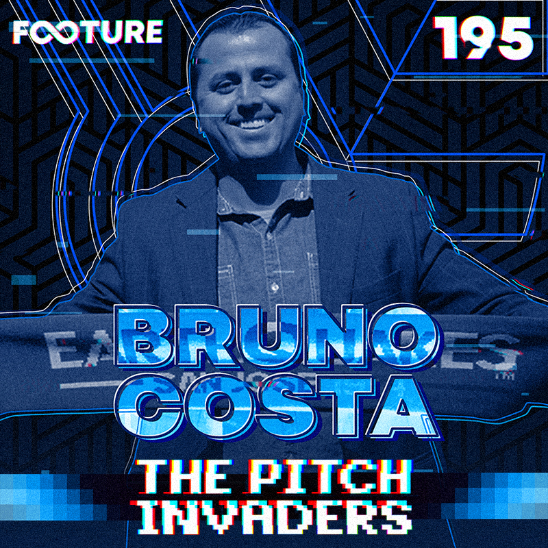 The Pitch Invaders #195 | Bruno Costa, head scout do San Jose Earthquakes