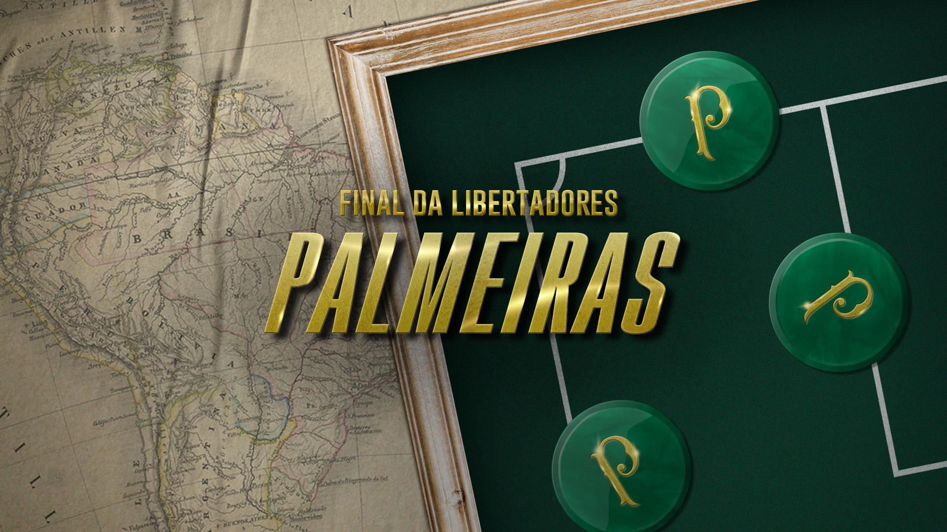 Libertadores 2020/21: O Palmeiras de Abel Ferreira