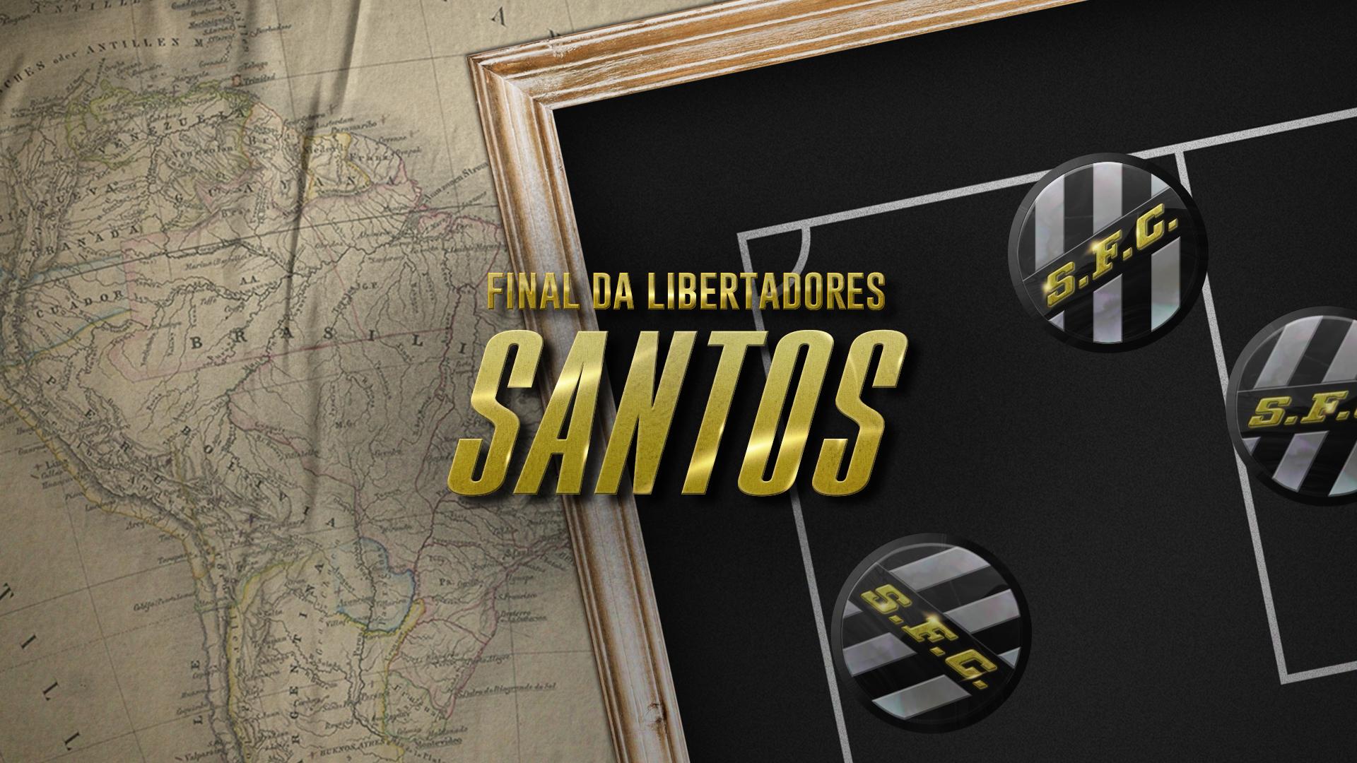 Libertadores 2020/21: O Santos de Cuca