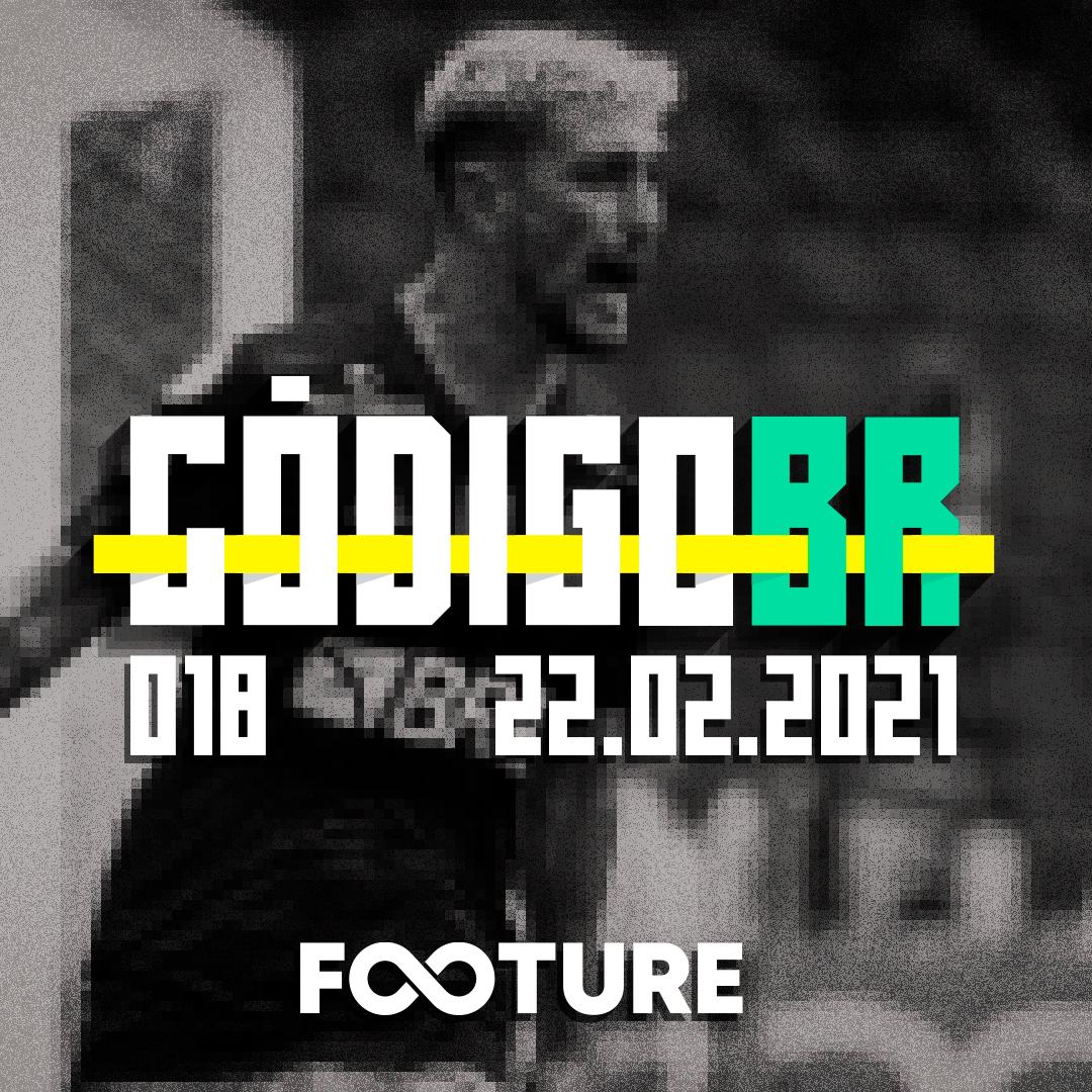 Código BR #18 | Flamengo ou Inter: quem será o campeão brasileiro 2020/21?