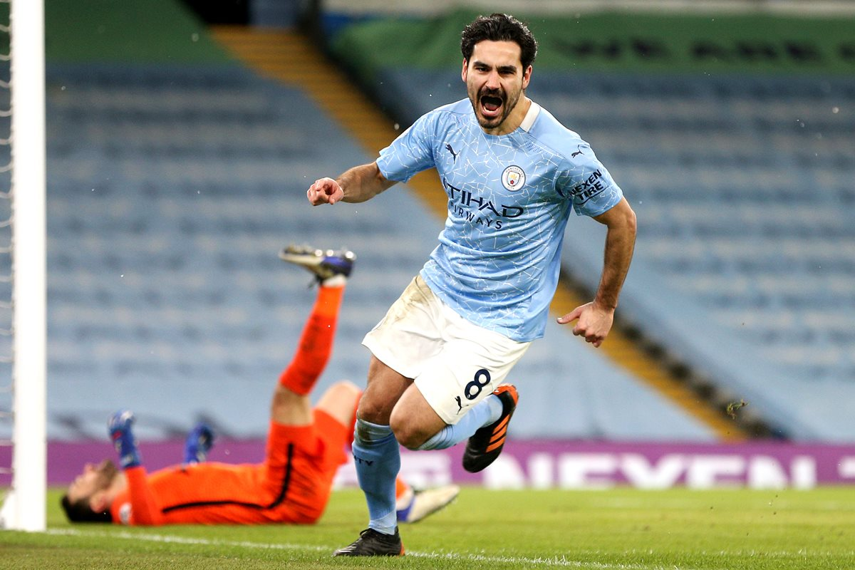 O que está por trás da fase espetacular de Gundogan no Manchester City?