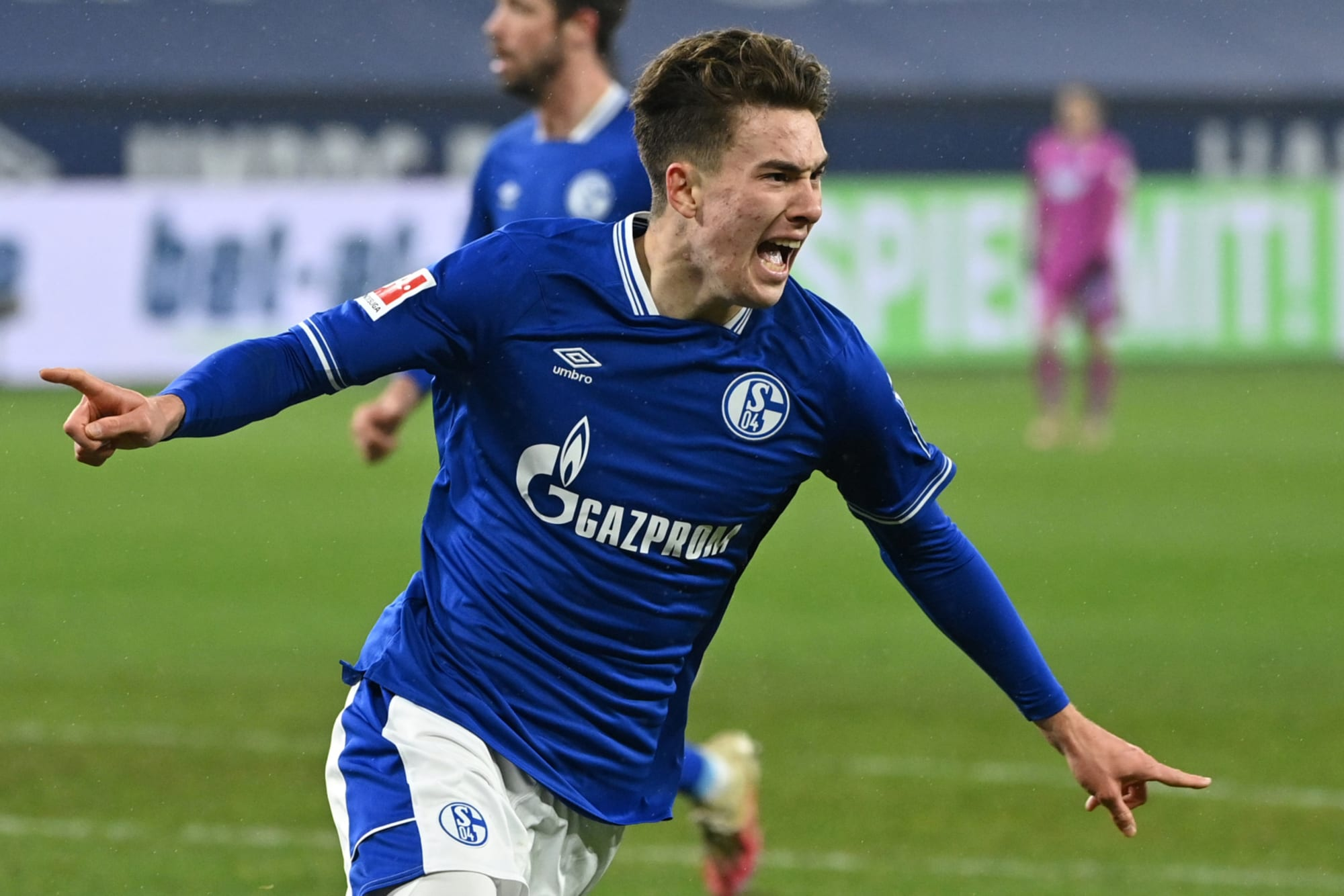 Matthew Hoppe, a esperança do Schalke