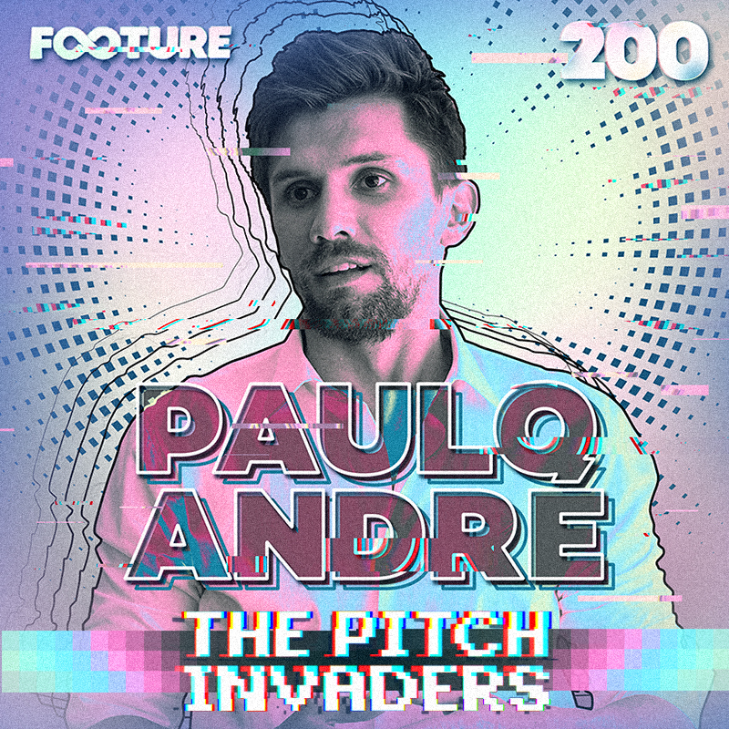 The Pitch Invaders #200 | Entrevista com Paulo André