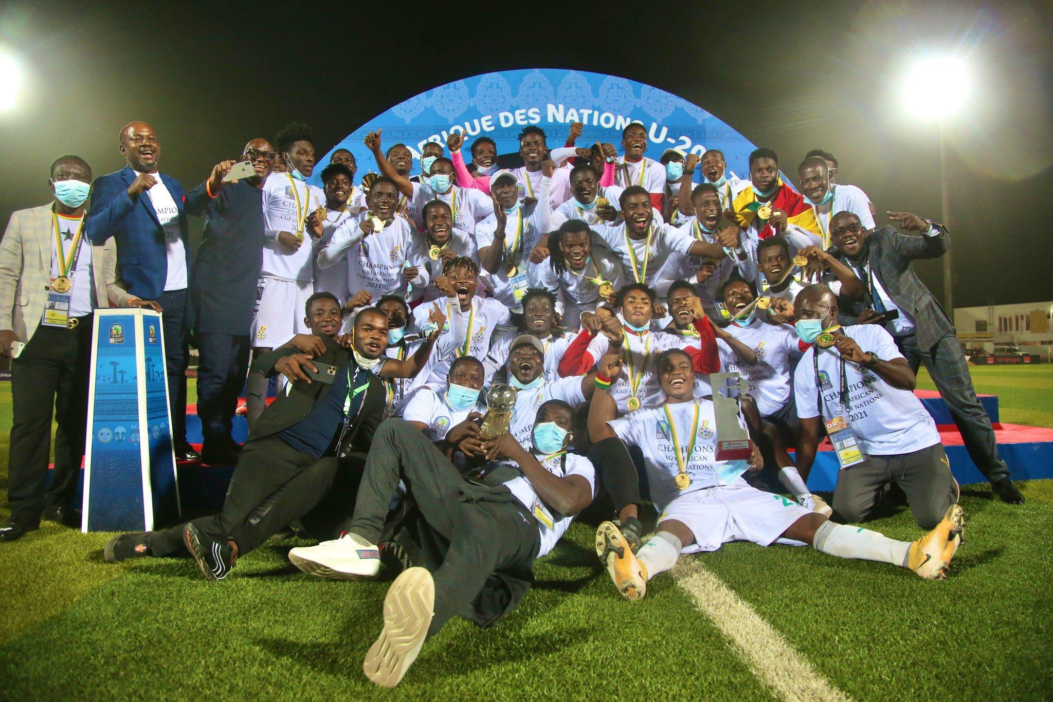 O tetra de Gana e os destaques da Copa Africana de Nações sub-20