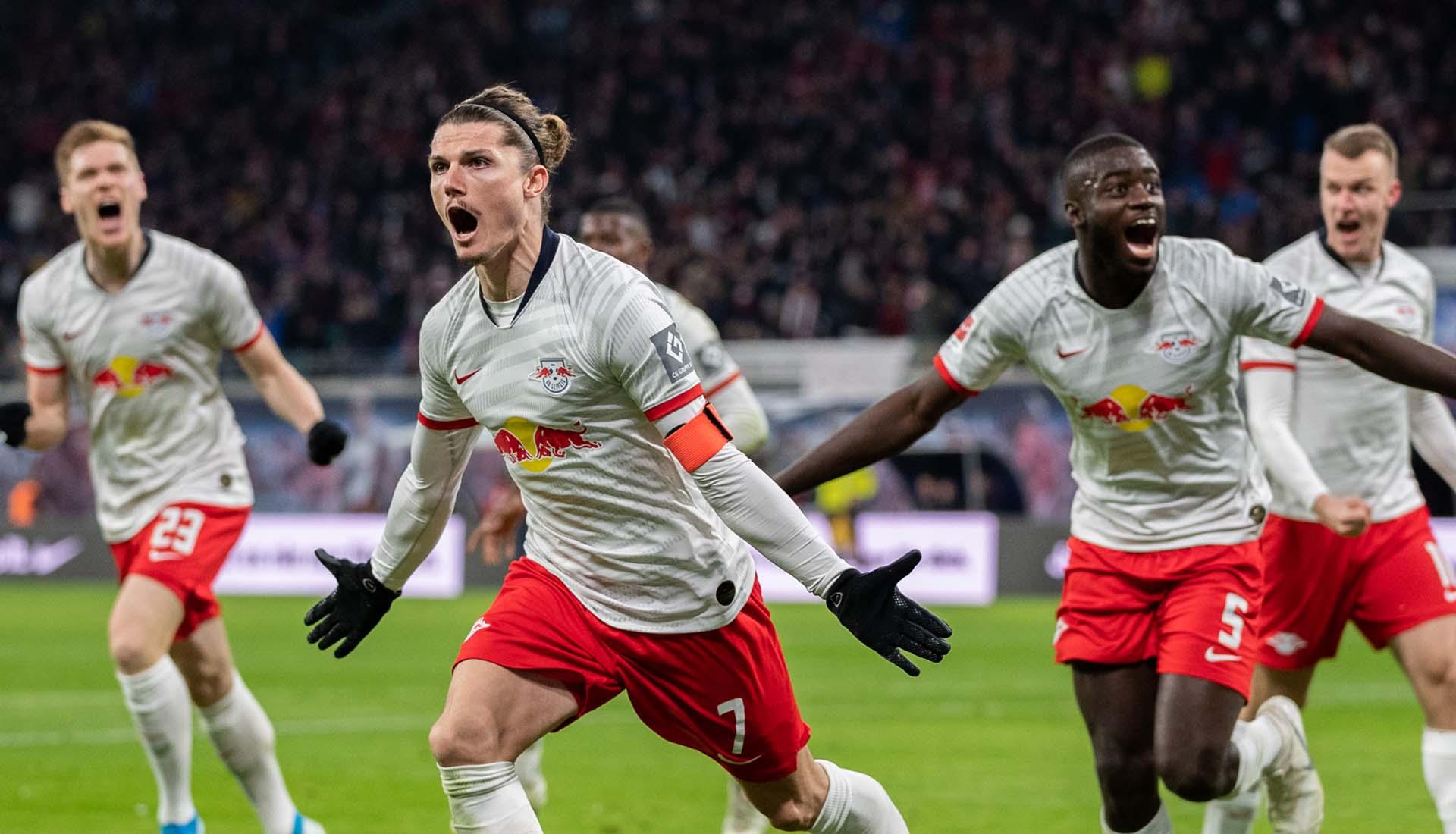 O moneyball do RB Leipzig
