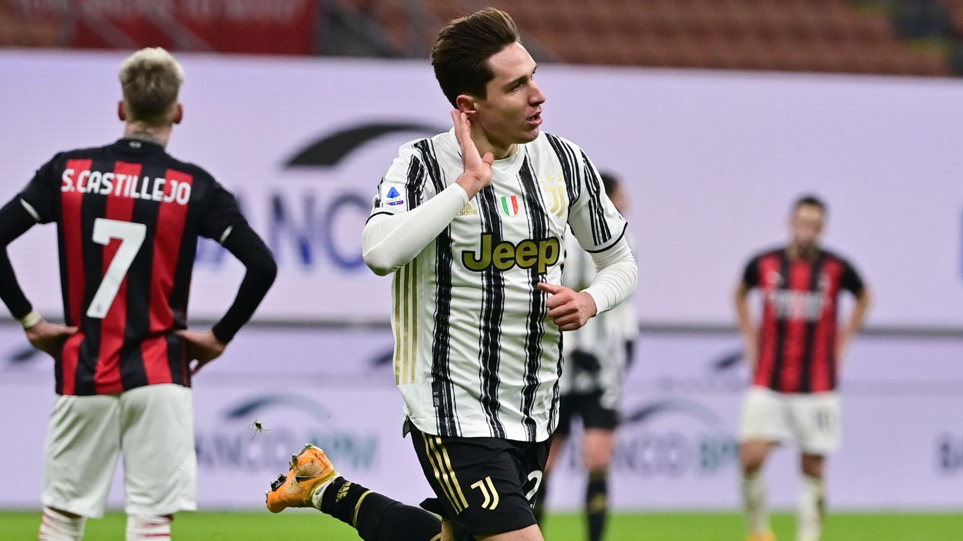 Chiesa é a luz no fim do túnel da Juventus