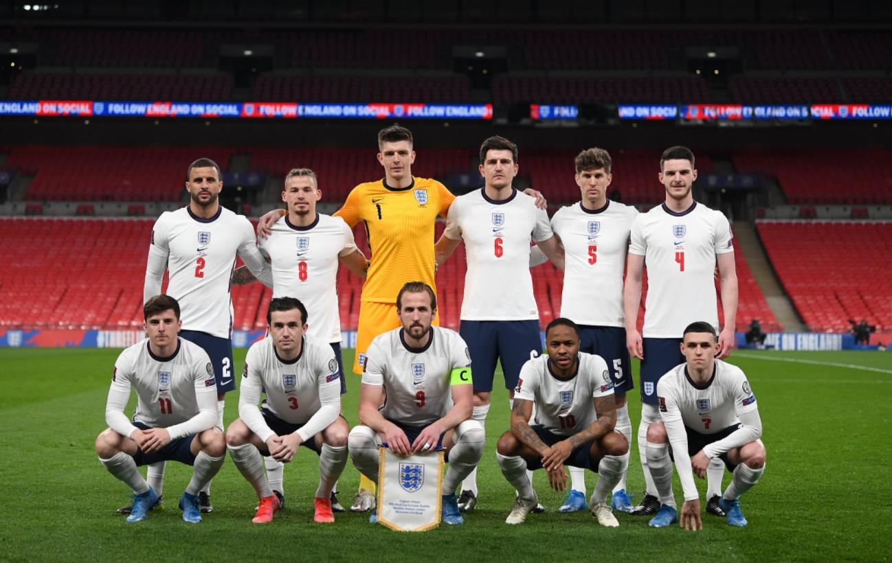 O que podemos tirar da Data FIFA da Inglaterra?