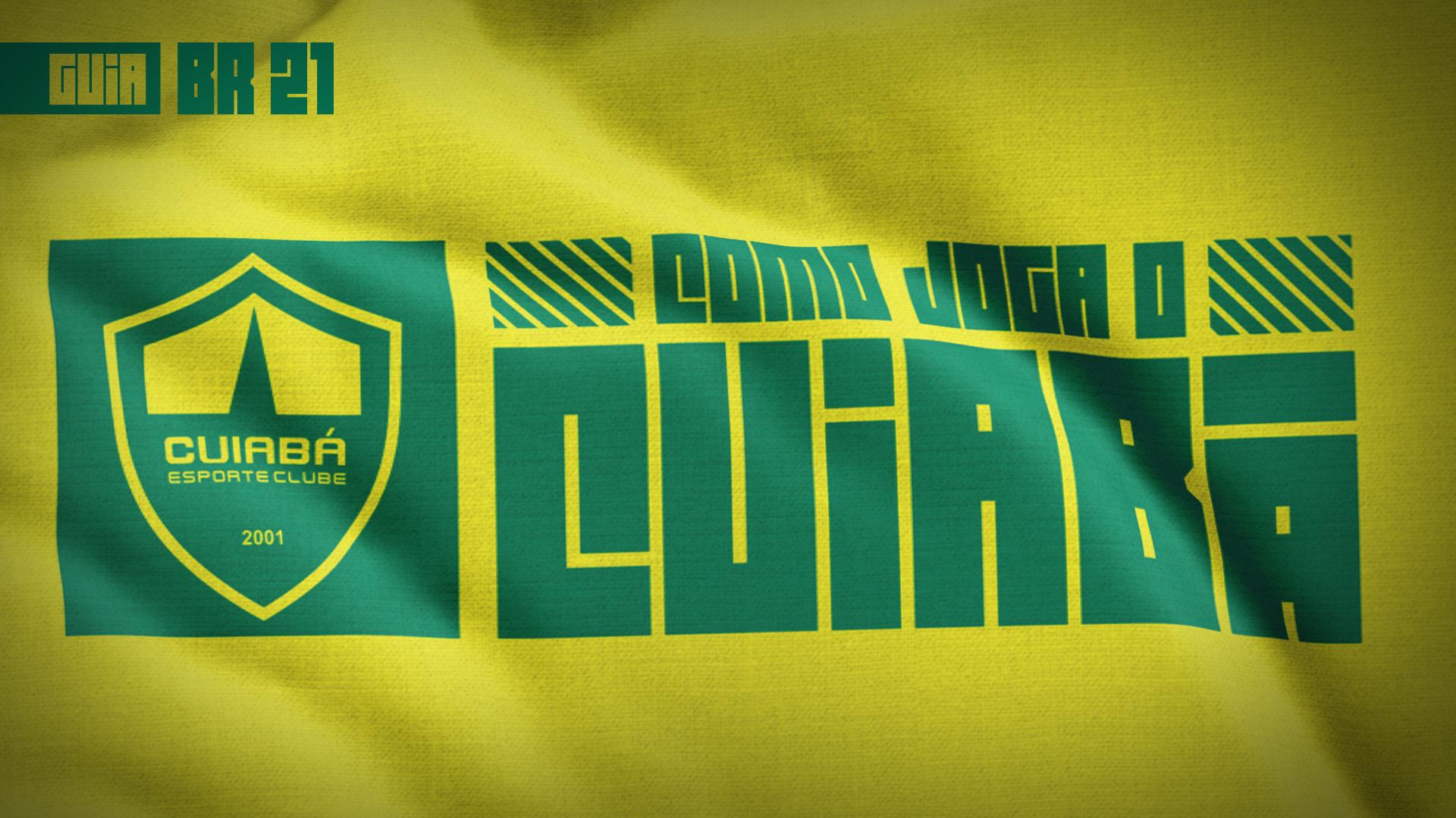 Guia do Brasileirão 2021 | Como joga o Cuiabá de Alberto Valentim