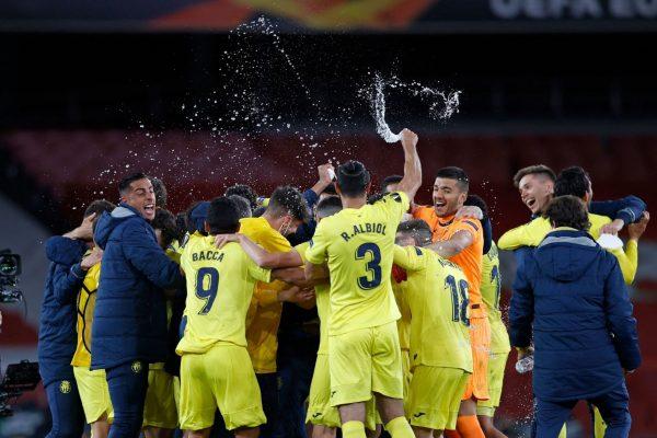 Em sua primeira final europeia da história, o Villarreal desbanca o Arsenal nas semis da Europa League